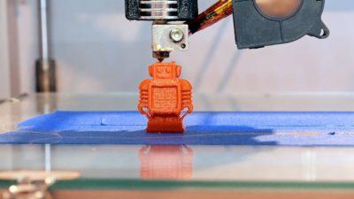 De 3D printer, printer van de toekomst